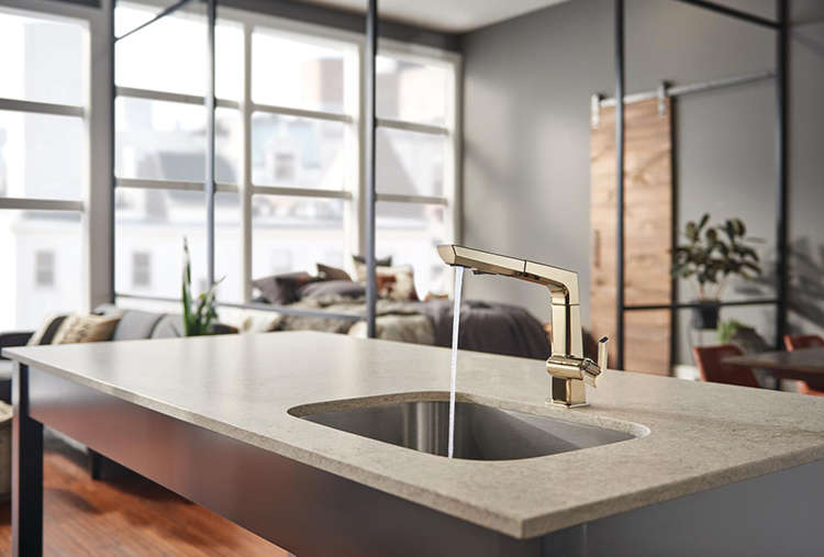 Contemporary Kitchen Faucets Pivotal
