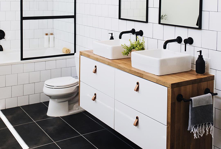 Bathroom Design Mistakes: Choosing the Wrong Materials