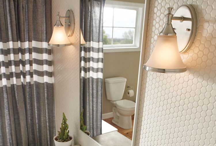 Bathroom Design Mistake: Not Enough Lighting