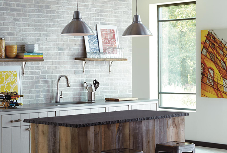 Kitchen Trends: Mixing Materials