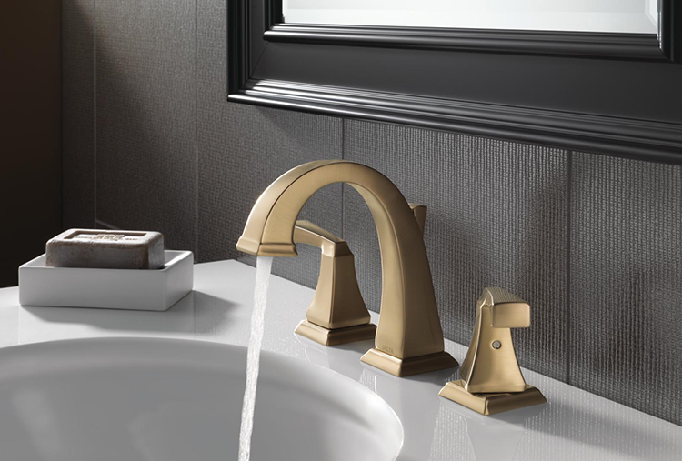 Cleaning Brass Faucets: How to Keep Brass Sparkling