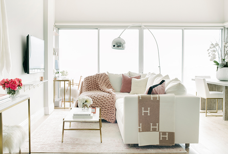 Living Room Design from Noa Santos