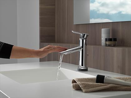 Touch2O And Touch2O.xt Technologies in the Bath